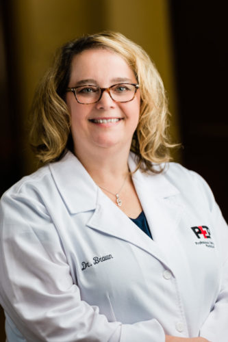 Sara Brown, MD